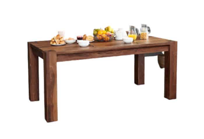 Shiro Walnut Large Dining Table