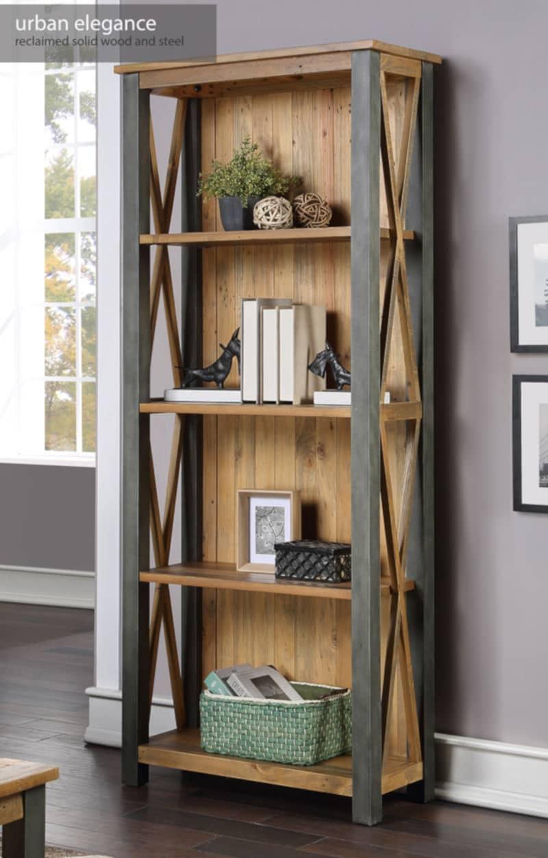 Elegance Tall Bookcase