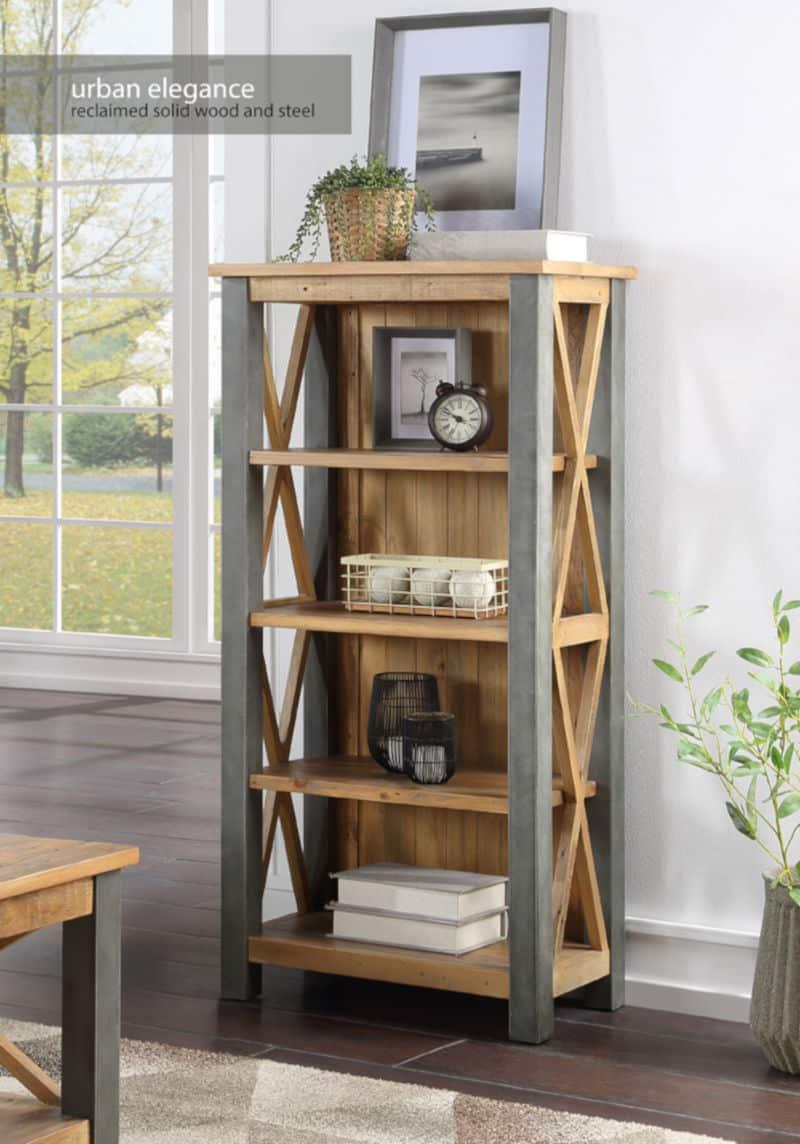 Elegance Small Bookcase