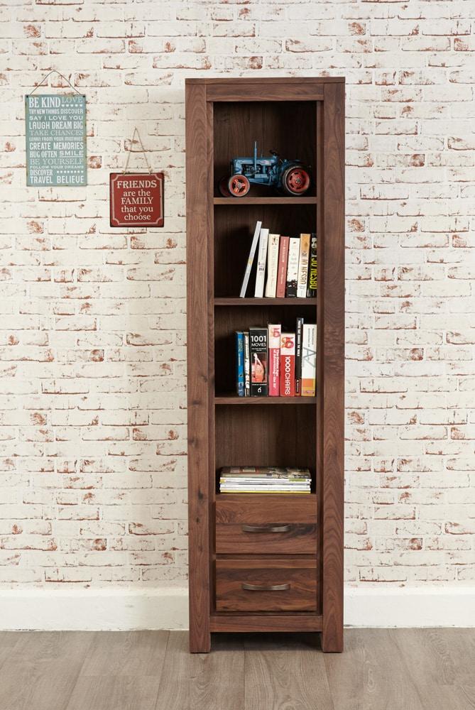Mayan Narrow Bookcase