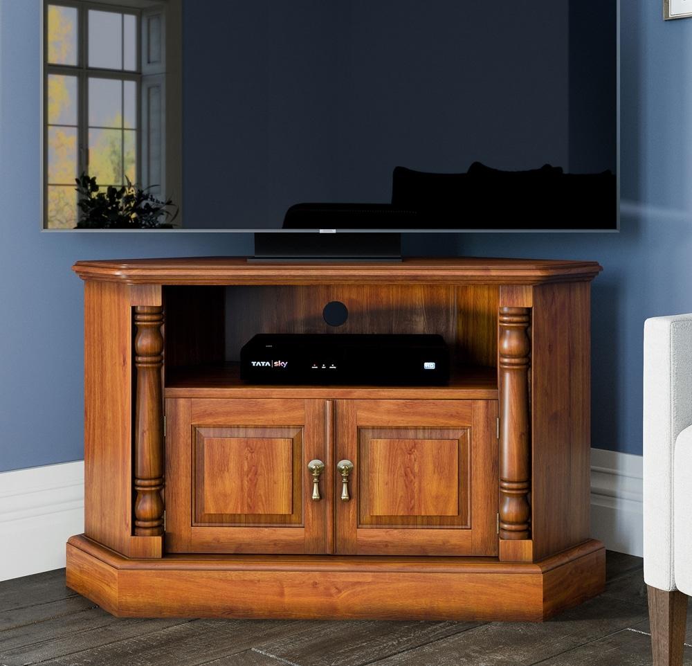 Reine Corner TV Cabinet